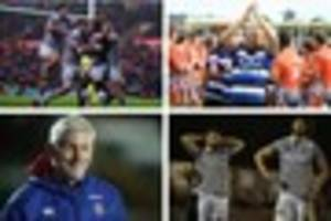 POLL: How would you rate Bath Rugby's season so far and where...