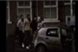 Police re-appeal for witnesses of Christmas Day disorder in...