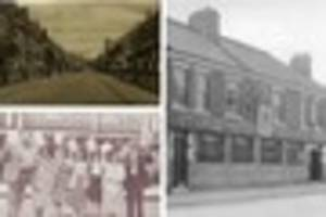 The changing face of Scunthorpe High Street in pictures