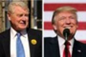 Donald Trump briefing leak: Ashdown says US may be heading for...
