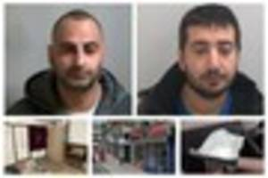 Live: Members of Chelmsford Iranian sex gang to be sentenced