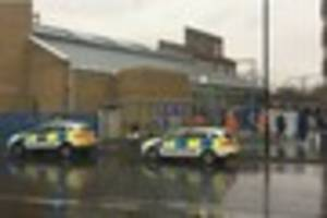 Person hit by train at Chelmsford: Police confirm death