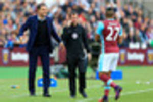 massive boost for crystal palace as west ham's best player...