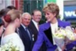 Princess Diana 20th anniversary award is open for nominations for...