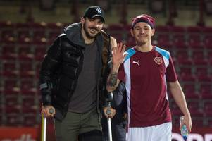 hearts legend jimmy sandison encourages callum paterson to commit to new tynecastle deal