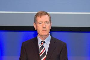 rangers being miles behind celtic is nonsense ... dave king will spend and make the gap much closer