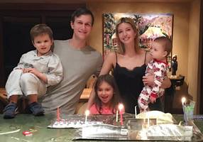 Ivanka Trump to take a leave of absence from biz to settle family into DC