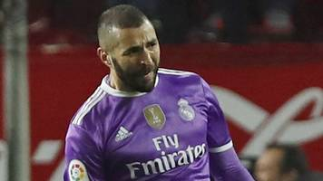 real madrid: karim benzema's late goal sets new record for games unbeaten