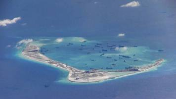 Rex Tillerson: US 'should block China from new South China Sea islands'