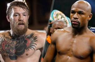Conor McGregor fires personal attack at Floyd Mayweather's past