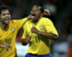 robinho, diego, dudu and the players hoping for brazil return this month