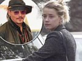 Amber Heard and Johnny Depp are finally DIVORCED, her lawyer reveals