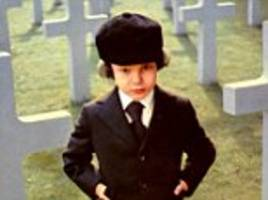 boy who played damien in the omen punched two cyclists in a road-rage attack and faces jail later today… friday the 13th
