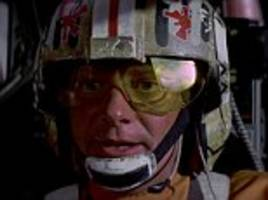 Star Wars' Gordon 'Drewe' Henley died after choking on fish pie he was eating