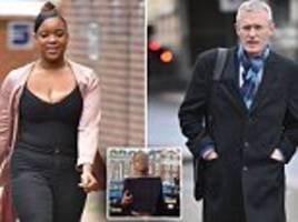 Court sees helmet cam video of female driver crashing into BBC's Jeremy Vine