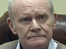 Martin McGuinness 'may have just six years to live after being diagnosed with a rare genetic disease'