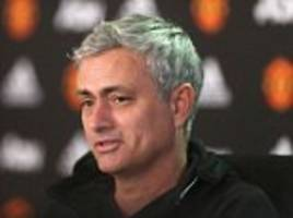 Jose Mourinho wants fiery atmosphere for Liverpool Premier League clash as Manchester United boss calls on Old Trafford crowd to raise the noise levels