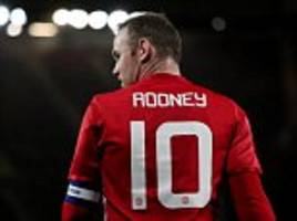 Wayne Rooney enjoys the big stage... Jose Mourinho should back him to break the Manchester United scoring record against Liverpool with a start