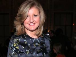 arianna huffington's wellness startup only launched 6 weeks ago and it's already doubled its revenue targets for 2017