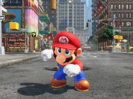 Here's the gorgeous trailer for 'Super Mario Odyssey' — the first Mario game for Nintendo Switch