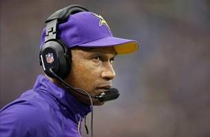 Former Minnesota Vikings' head coach hired by the Buffalo Bills