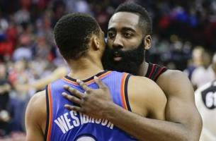 2017 NBA All-Star Game: After second returns Westbrook remains third in fan votes
