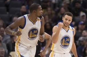 Warriors holding strong in All-Star voting