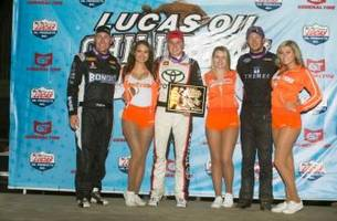for oklahoma native and nascar's christopher bell, chili bowl is 'the daytona 500'