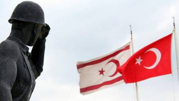 cyprus talks: erdogan dismisses full turkish troop withdrawal