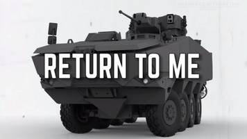 Singapore sings for return of Terrex army vehicles