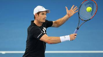 australian open 2017: andy murray to play ilya marchenko in first round