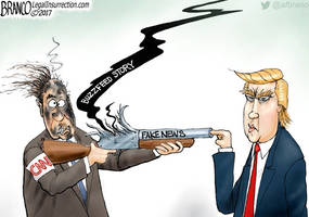 Mainstream Media Meltdown: 'Journalists' Seek 'Safe Space' To Discuss How To Cover Trump