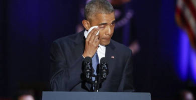 obama's farewell to arms as war presidency ends