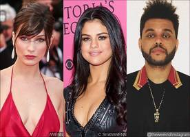 bella hadid feels 'stabbed in the back' after selena gomez and the weeknd go public with romance