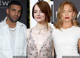 drake's reportedly trading dms on instagram with emma stone. what about j.lo?
