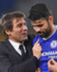 Chelsea flop set to be handed Stamford Bridge lifeline following Diego Costa row
