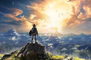 The Legend of Zelda: Breath of the Wild will launch with Nintendo Switch on March 3rd