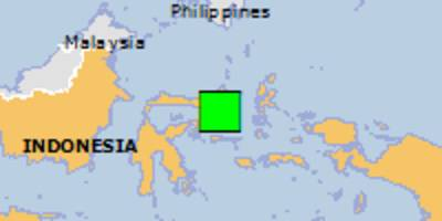 Green earthquake alert (Magnitude 5.7M, Depth:46.01km) in Indonesia 13/01/2017 16:39 UTC, About 31273 people within 100km.