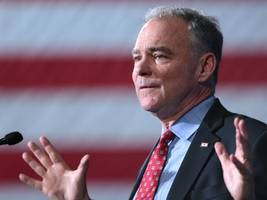 Tim Kaine Comes Out Against Rex Tillerson, Donald Trump's Secretary Of State Pick