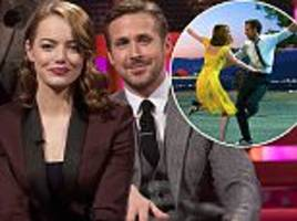 emma stone felt insecure compared to ryan gosling during la la land rehearsals
