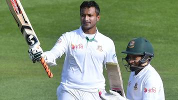 Shakib Al Hasan & Mushfiqur Rahim: Bangladesh break records in New Zealand