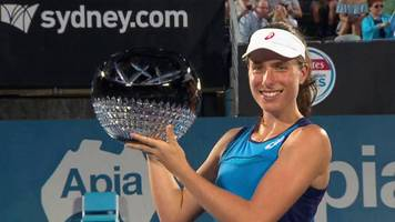 johanna konta 'overwhelmed' by sydney title win