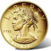 Lady Liberty Portrayed As A Black Woman On New U.S. Coin