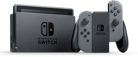 Nintendo will sell extra Switch accessories separately