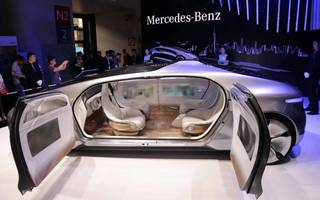 axa uk's chief executive: our future is driverless – we must act now