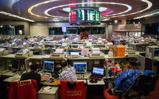 doh!: out-of-depth traders among reasons for flash crash's steep drop