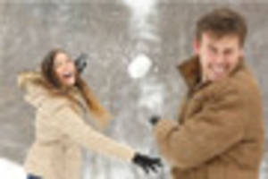 is it legal to throw snowballs? why you could fall foul of the...