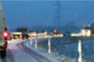 live rush hour traffic, travel and snow updates for hull and east...