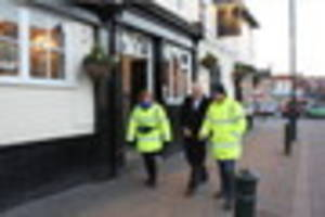 Street Angels praised for helping to keep Saturday night pub...