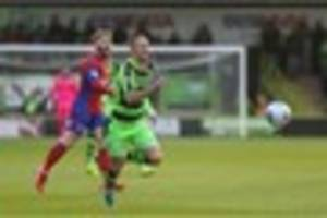 Rovers striker set for another loan spell